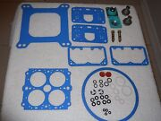 Holley 4150 Hp And Ultra Hp Series Alcohol And E 85 Carb Rebuild Kit 550- 600 Cfm