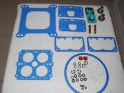 Holley 4150 Series Alcohol And E 85 Carb Rebuild Kit For 390- 450 Cfm - Dp