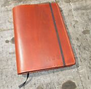 Personalized Leather Journal. Custom Handmade Diary,book Cover. With Book