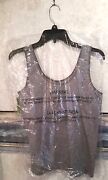 New Alpine Design Women's Double Layer Tank Top Extra Large