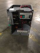 Square D Model 6 Motor Control Center Bucket Size 2 100amp W/ H.o.a Control