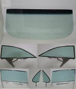 Glass 1961 Chevy Impala 2dr Bubble Ht Windshield Side Assembly Gt | Exchange