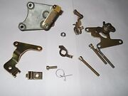 Holley Manual Choke Conversion Kit For Double Pumpers