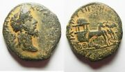 Zurqieh - Aa1997- Rare Coin. Extremely Nice For The Type Decapolis. Philadelphi