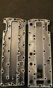 Sma5052 Mercury Marnier Baffle Plate And Cover Exhaust Jacket 42879t 42878a1