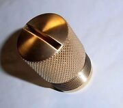 They're Back Brass Extended Co2 Tube End Cap For Crosman 2240 2300 Air Guns