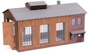 Noch 66201 Kit Small Engine Shed With Micro Motion Drive