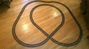 G Gauge-cross Loop Deluxe Layout Pack-new Bright Bachmann Lionel Train Set Lot