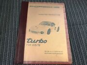 Porsche 935 Owners Manual Original Operating Instructions Very Unusual