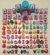 Shopkins Season 6 Bulk Lot - Only Complete Set - 78 + 1 Limited Edition Listed