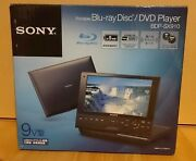 Sony Bdp-sx910 Portable Blu-ray Disc / Dvd Player Shipping From Japan