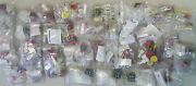 Avionic Connector Lot Various Makes And Models