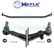 Meyle Track Tie Rod Assembly For Scania 4 Chassis 4x2 1.8t 94 L/310 1996-on
