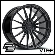 20 Mrr Fs02 Gloss Black Forged Concave Wheels Rims Fits Ford Mustang Gt