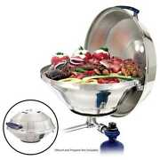 Magma A10-215 Kettle Party Size 17 Propane Barbecue Gas Grill Boat Rv Marine