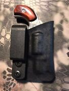 Inside Waist Holster Holster North American Arms Naa .22 Lr Mini Revolver 1 1/8