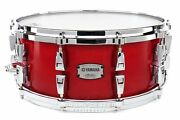 Yamaha Absolute Hybrid Snare Drum 14x6 Red Autumn - Video Demo
