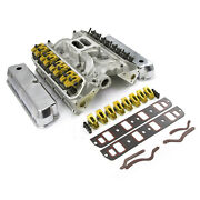 Ford Sb 289 302 Hyd Ft 210cc Cylinder Head Top End Engine Combo Kit