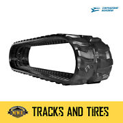 Fits Bobcat X341 - 16 Camso Heavy Duty Excavator Rubber Track