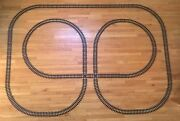 G Gauge-cross Eyed Deluxe Layout Pack-eztec Scientific Toy State Train Set Lot