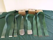 Nos 1956 1957 1958 1959 1960 1961 1963 1964 Ford Seat Belts Fomoco Green