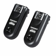 Rf-603ii Wireless Remote Flash Trigger C3 For Canon 5dii 5d3 5d 7d 6d 7dii Camer