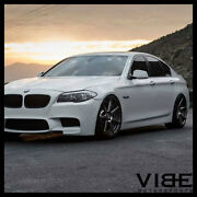 20 Vertini Dynasty Grey Concave Staggered Wheels Rims Fits Bmw E46 M3