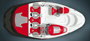 New Custom Seat Covers Upholstery For 07-11 Sea-doo Speedster 150 2007-2011