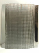 Chevrolet Chevy Stainless Steel Radiator Grill / Grille Blank Insert 1928-1931