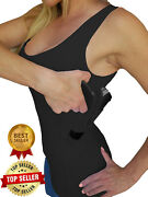 Ac Undercover Tank Top Shirt Holster Tactical Concealed Carry Shirt Ccw Ref 212