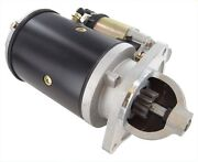 New Starter For Ford Diesel Tractor 2000 3000 4000 5000