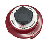 Pactrade Marine Boat Dual Battery Selector Disconnect Switch 250a 6-32v