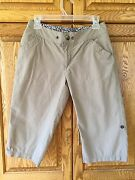 Columbia Womans 8 Casual Shorts Beige