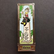 Haunted Mansion Characters In Stretching Room Daisy Tombstone Disney Pin 70024