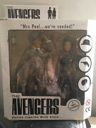 Limited Edition Product Enterprisethe Avengers Featuring John Steed And Emma