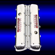 Chrome Valve Covers For 455 Oldsmobile Engines 455 Hp Emblems Olds