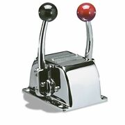 Seastar Twin-lever Single-function/engine Remote Control Box Ch5200p Shifter Md