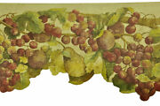Wall Border Laser Cut Camel Vines And Pears 7245-862b