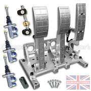 Floor Mounted Hyd Ap Pedal Box New For 2015 100 Made From Billet Aluminium