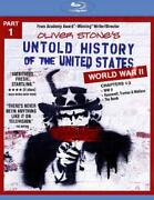 Untold History Of The United States, Part 1 World War Ii New Blu-ray