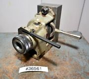 Phase Ll 5c Collet Index Fixture Inv.36561