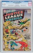 Brave And The Bold 29 Cgc 4.0 Dc 1960 2nd Justice League Of America G7 121 Cm