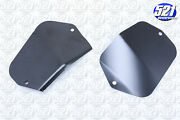 Inner Fender Cover Access Plates Fits Challenger Cuda 71 72 Charger Mopar