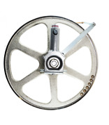 Upper 16 Saw Wheel Assembly With Hanger For Butcher Boy 1640 Meat Saw 0016205-b
