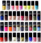 Maybelline Colorshow Nail Lacquer Polish Choose Your Color B2 Get 15 Off