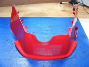Honda 4514 4518 4013 Lawn Garden Tractor 38 Mower Dash Red Compartment Cover