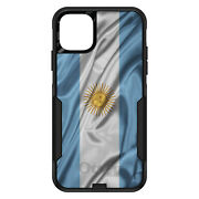Otterbox Commuter For Apple Iphone Pick Model Argentina Waving Flag