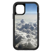 Otterbox Defender For Apple Iphone Pick Model Blue Sky Above Clouds