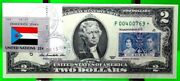 2 Dollars 2013 Star Note Stamp Cancel Flag Of Un From Aden Lucky Money 500