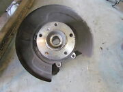 2001 Bentley Arnage Lh Driver Rear Spindle Pd20850pe